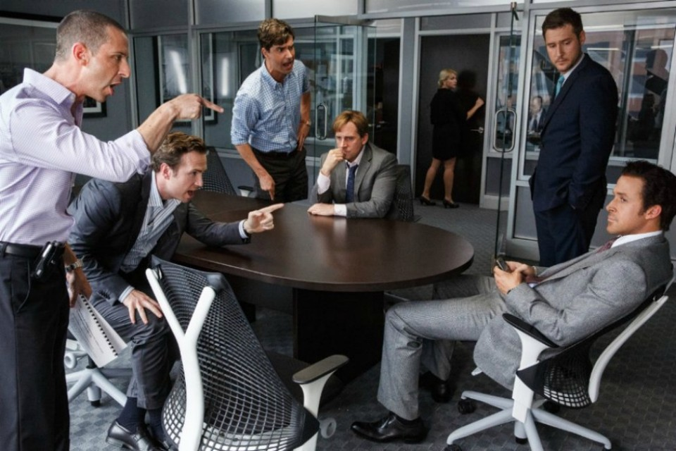 A queda de Wall Street © 2015 Paramount Pictures