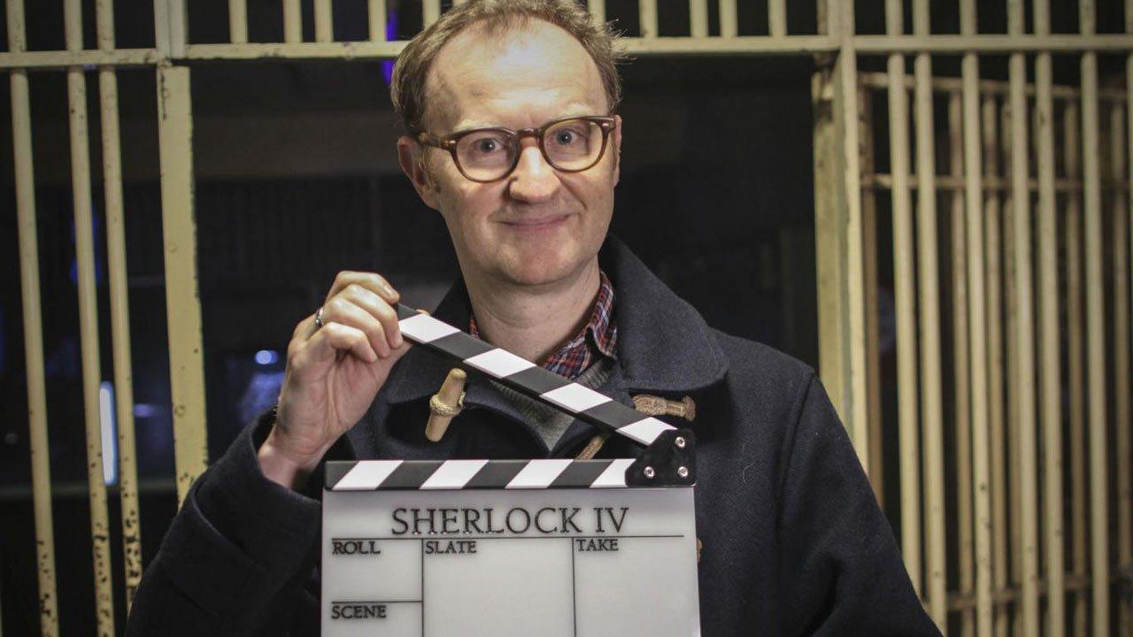 Sherlock 4ª temporada