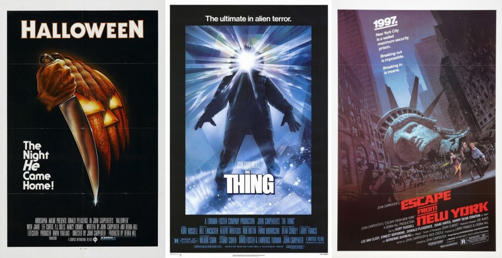 john carpenter filmes