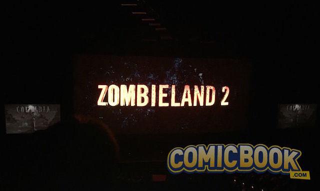 Zombieland 2 Logo