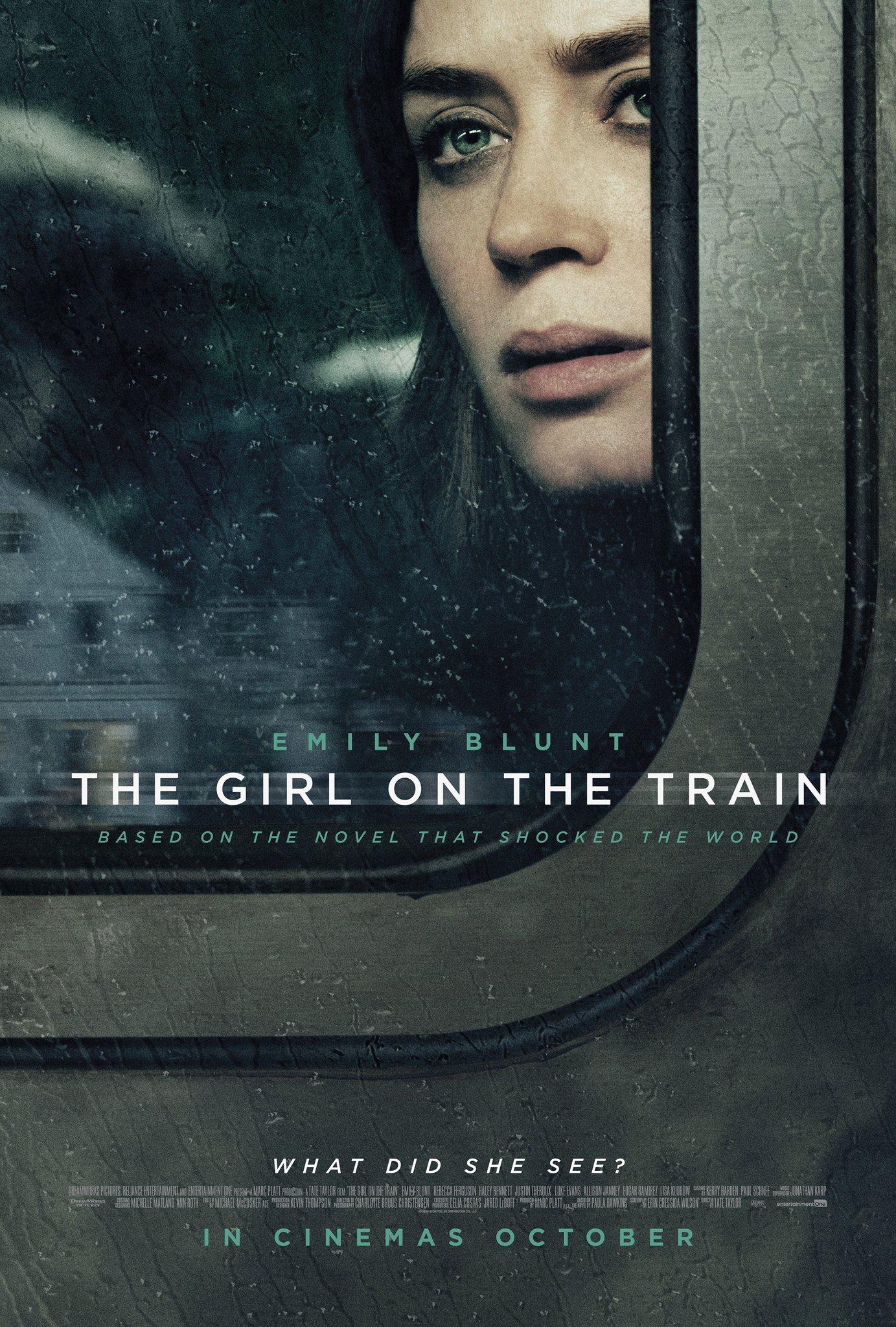 girl on the train uk